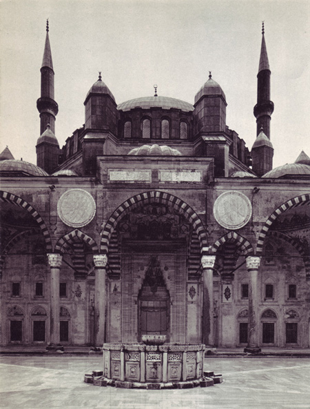Photographs of ottoman architecture streams of for Architecture ottomane
