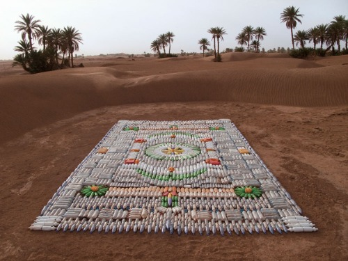 bottle carpet